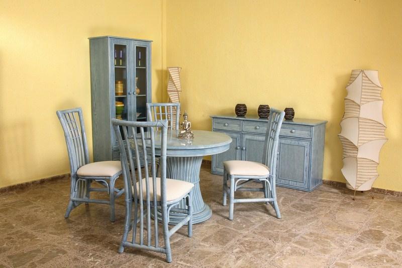 Meuble rotin du pacific vente de meuble en rotin en bambou en bananier m - Vente salle a manger complete ...
