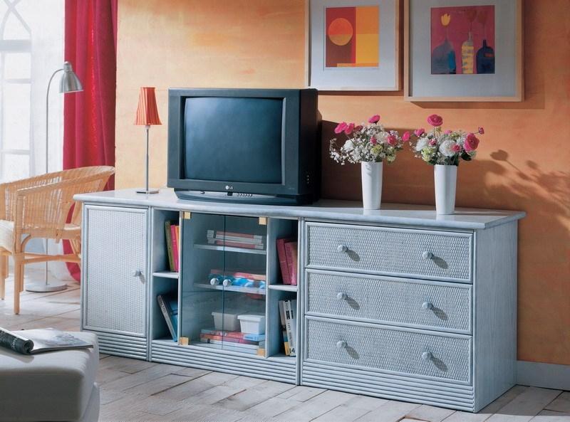 meuble tv dangle en rotin sammlung von. Black Bedroom Furniture Sets. Home Design Ideas