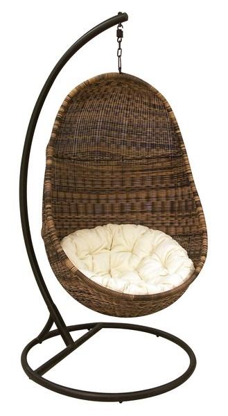 Meuble rotin du pacific vente de meuble en rotin en bambou en bananier m - Balancelle oeuf en osier ...